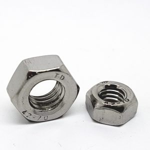 Full Nut Stainless